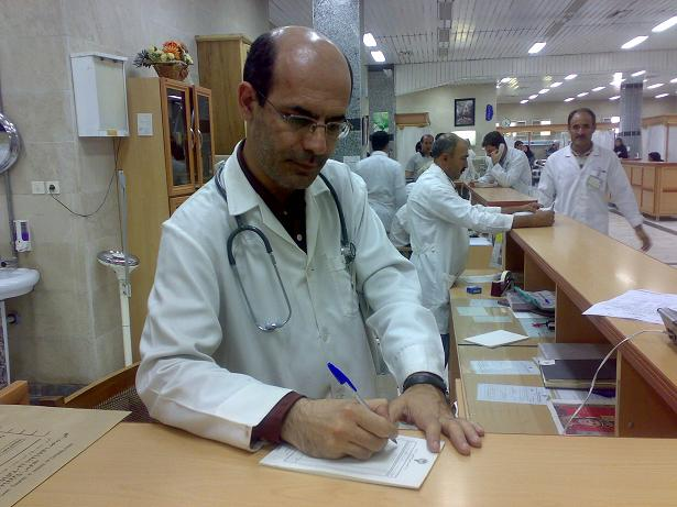 خاطرات و تاریخ پزشکی Dr.Rahmat Sokhani